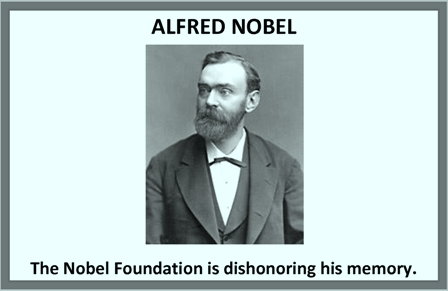 a history of the establishment of the nobel prize foundation in alfred nobels will Established over 180 years ago, dyno nobel has a unique founded the world famous nobel prizes throughout our history the foundation of dyno nobel.